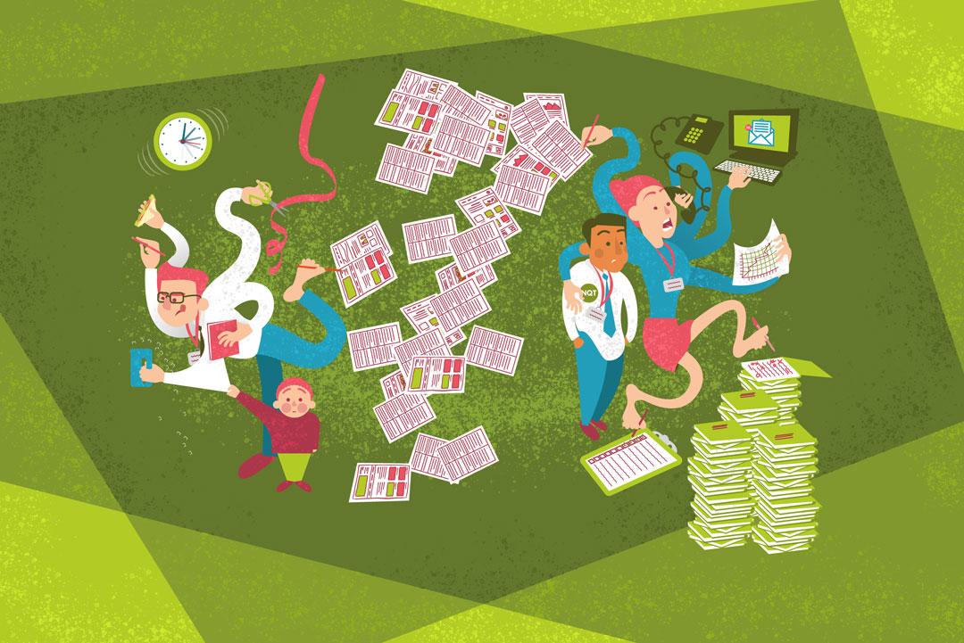 Cornerstones in action: How to make teacher workload work
