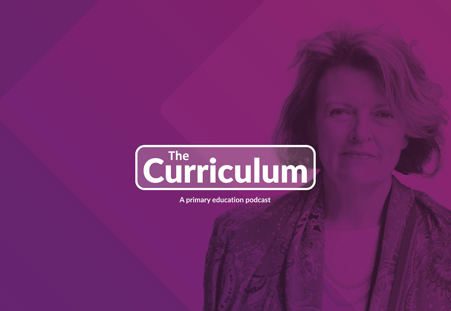 Episode 56: My curriculum conversation with Mary Myatt