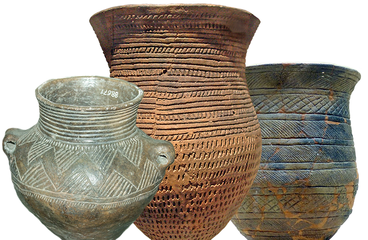 Prehistoric Pots