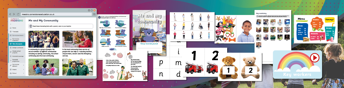 New EYFS projects
