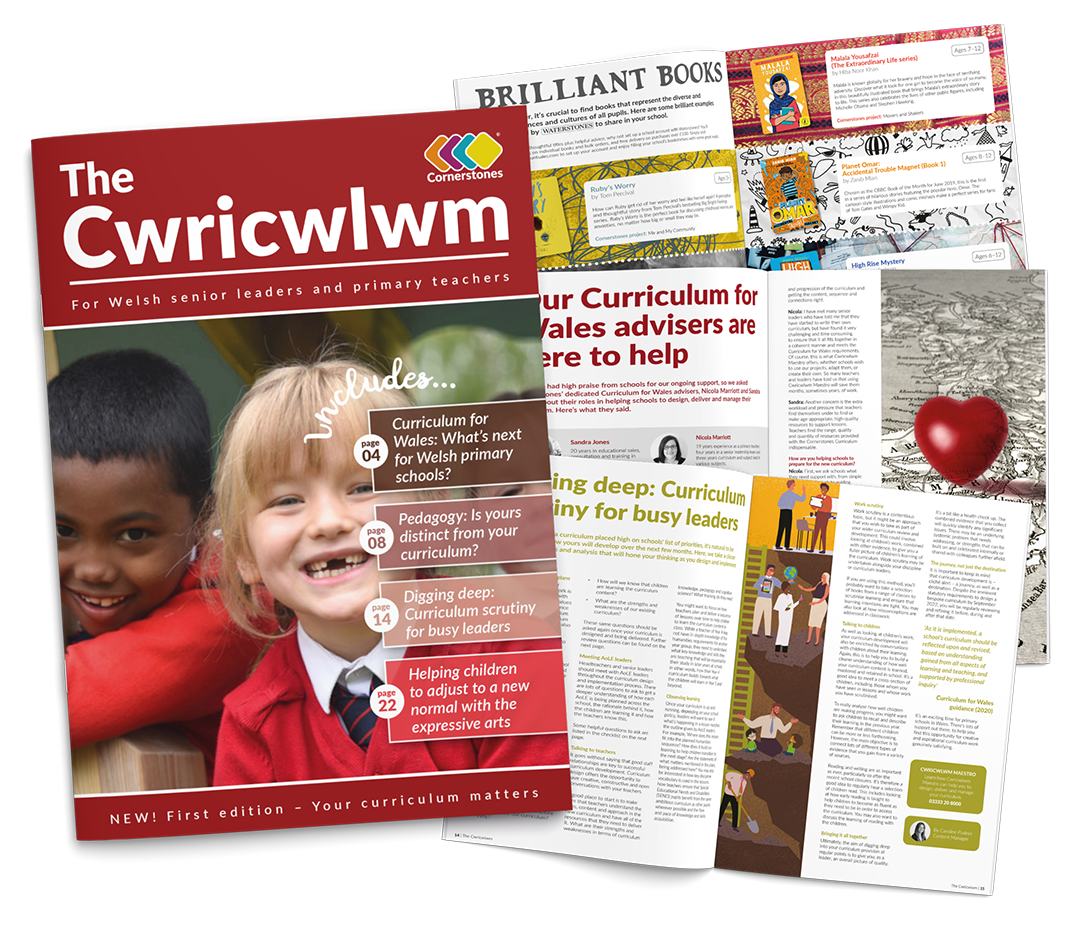 The Cwricwlwm Wales