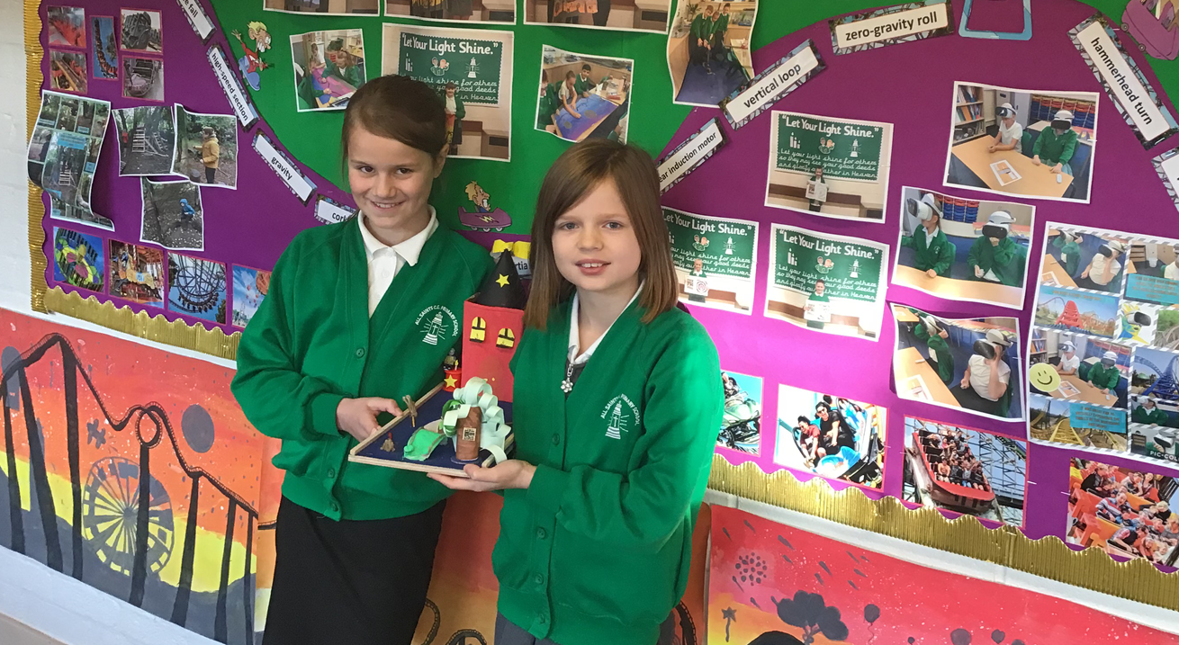 Bringing a 'heads, hands and hearts' curriculum to life at All Saints C of E Primary School