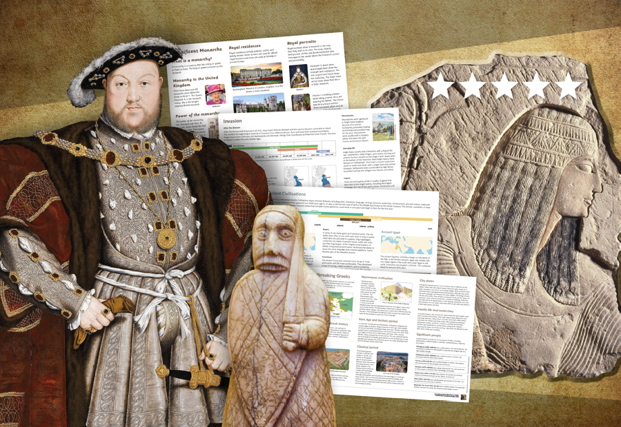 What makes a great primary history curriculum?