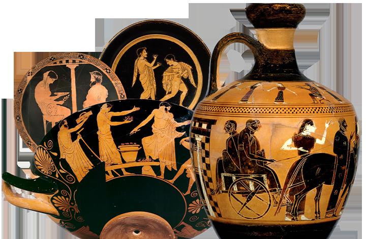 Groundbreaking Greeks