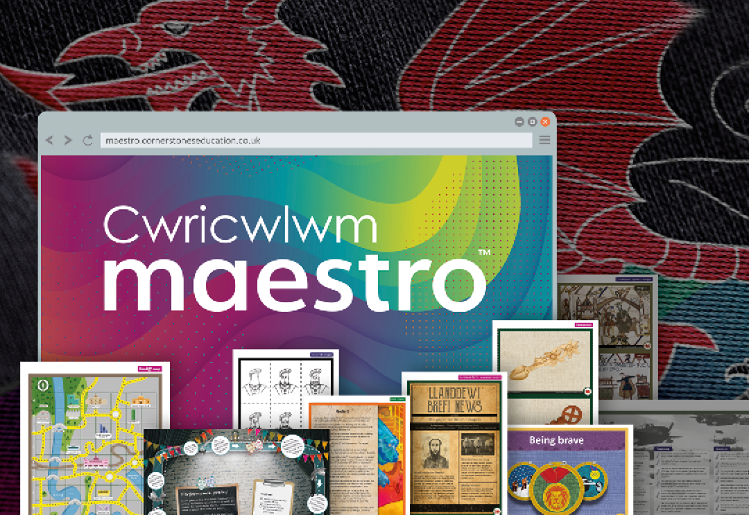 How to provide an exceptional primary Curriculum for Wales using Cwricwlwm Maestro