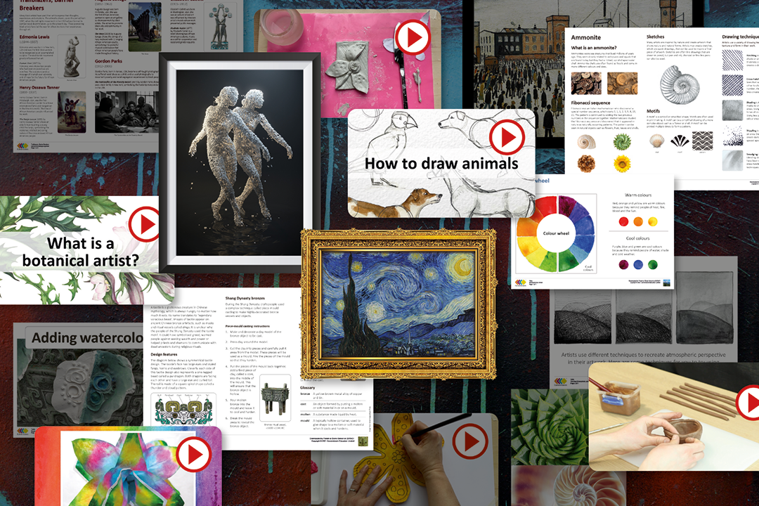 How to design an outstanding primary art and design curriculum